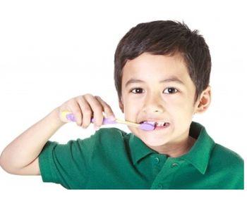 La salud dental de los niños desde el nacimiento