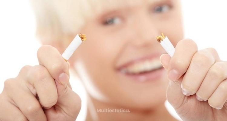 Por qué tu cuerpo te pide dejar de fumar: todos los beneficios estéticos