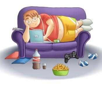 La falta de ejercicio es más letal que la obesidad