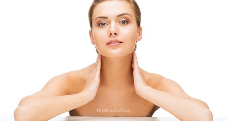 Cirugía estética de cuello