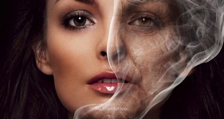 ¿Sabes cómo envejece tu piel por culpa del tabaco?