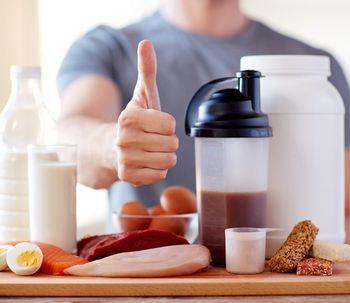 Adelgazar con la dieta proteinada
