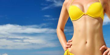 Luce cuerpazo: Operación bikini Reabel