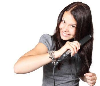 La caída del cabello en la mujer