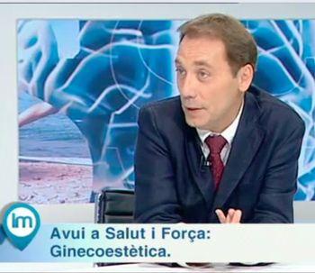 Cirugía íntima femenina. Entrevista al Dr. Angel Martin. Clinica Juaneda (Palma de Mallorca)