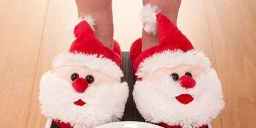 Cómo perder peso antes de Navidad