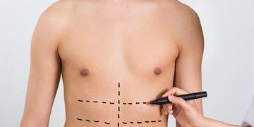Consigue tu «tableta de chocolate» con la marcación abdominal
