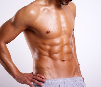 Lipo VASER Hi Def ultrasónica para marcar abdominales