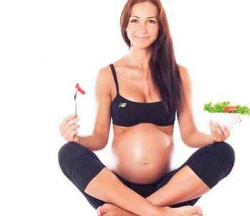 Consejos para mantenerte sana y guapa durante el embarazo