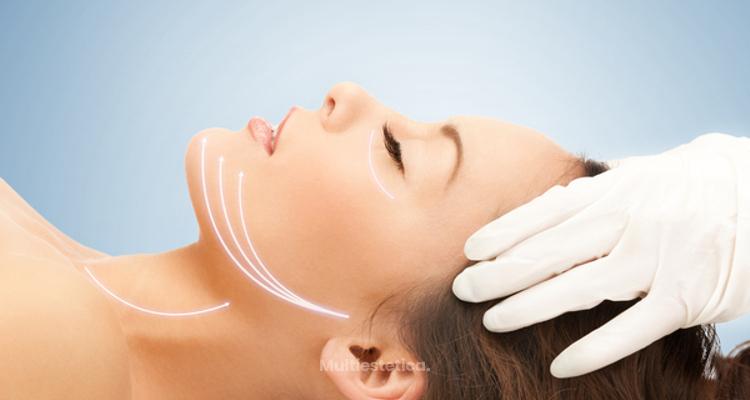Seis tratamientos para eliminar la flacidez facial