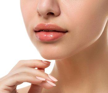 Aumento de labios con grasa