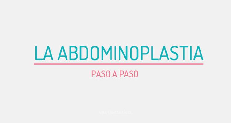 La abdominoplastia paso a paso