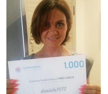 Daniela1072 es nuestra ganadora de junio