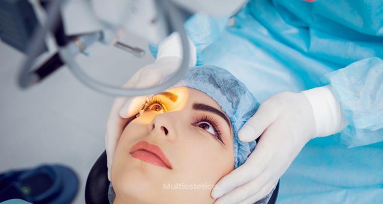 Microcirugía ocular: técnicas y problemas que trata