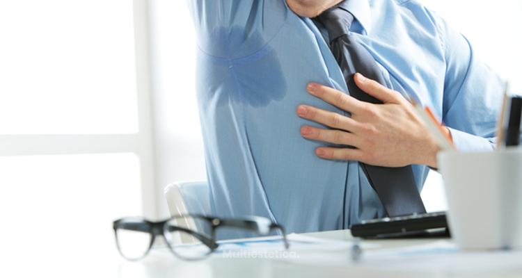 Tratamiento sudor-off: la solución para la hiperhidrosis