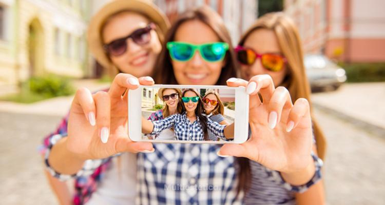 Rejuvenecimiento facial y selfies