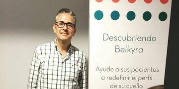 Belkyra, Dr. Martín pionero en Ourense