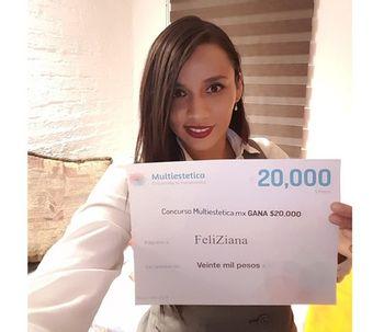 ¡FeliZiana es nuestra ganadora de Junio!