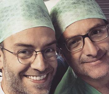 """""""Después de la cirugía de próstata, el pene disminuye 1cm  cada año"""""""