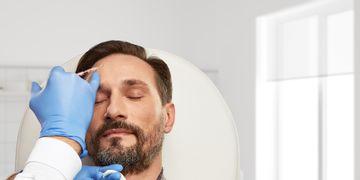 Los tratamientos estéticos para hombres: bótox