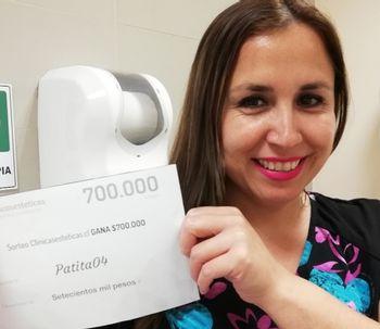 Conoce a Patita04, nuestra ganadora de noviembre