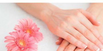 Tratamiento suavidad de manos y pies