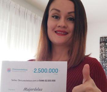 Mujerdeluz es nuestra ganadora de Enero