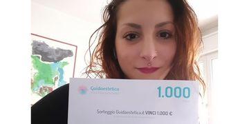 Camila Bianco es nuestra ganadora de Febrero