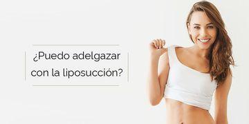 ¿Con la liposucción de Alta Definición se puede perder peso?