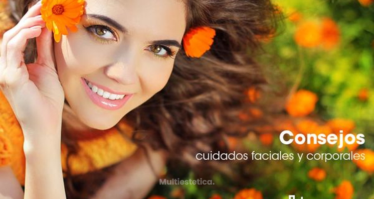 Consejos cuidado faciales y corporales para el verano