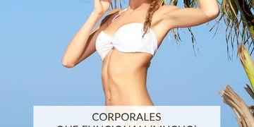 Corporales que funcionan (mucho) y te puedes hacer en verano