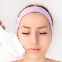 Depilación láser en la cara manchas
