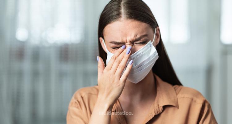 ¿Cómo afectan a nuestra piel los meses de pandemia?