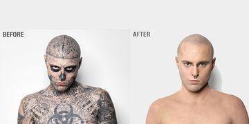 Maquillajes infalibles que ocultan tatuajes