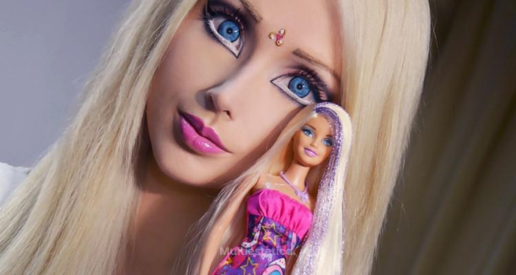 Cuando la estética se convierte en obsesión: la Barbie humana