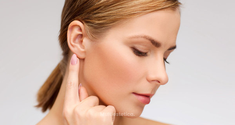 Cirugía de orejas