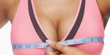 ¿Llevas la talla de sujetador que te corresponde?