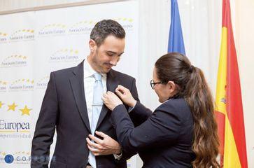 Juan enrique perez enriquez medalla