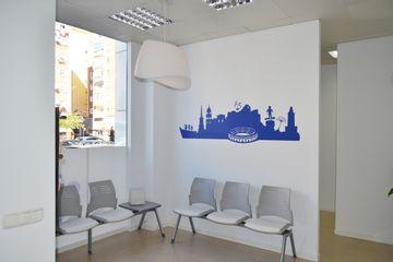 Parte sala de espera