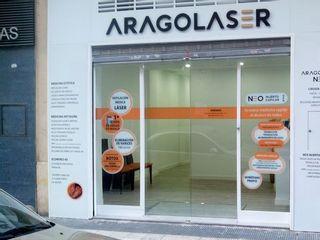 FACHADA CENTRO MEDICO ARAGOLÁSER