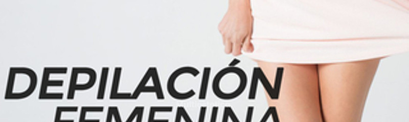 Depilación femenina