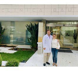 Compartiendo experiencias con el Dr Alberto Candau cirujano maxilofacial