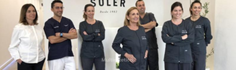 Equipo de la Clínica dental Soler