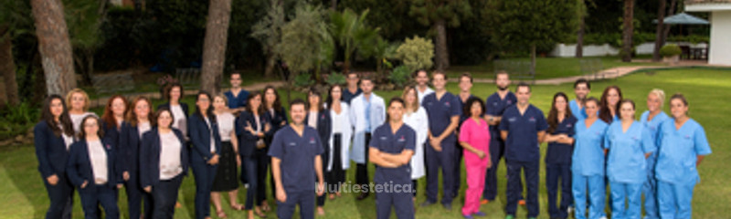 El equipo multidiscipliario Facial Team