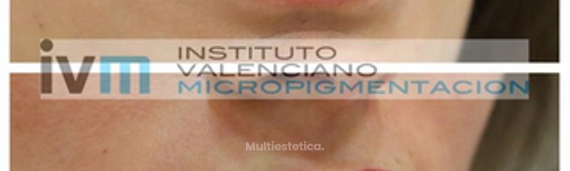 Micropigmentación de labios completos