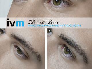 Micropigmentación Cejas masculinas