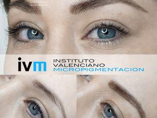 Micropigmentación Cejas IVM Valencia