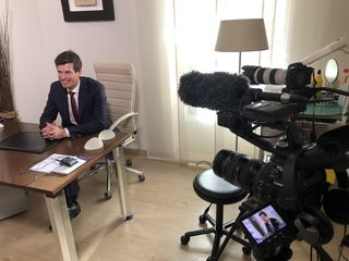 Entrevista en la consulta