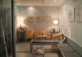 Sala de espera Consulta Dra. Aguirre