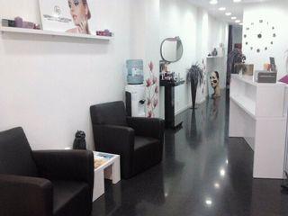Zona de recepción y sala de espera
